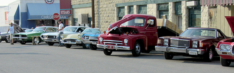 Car Show to Help the Elderly